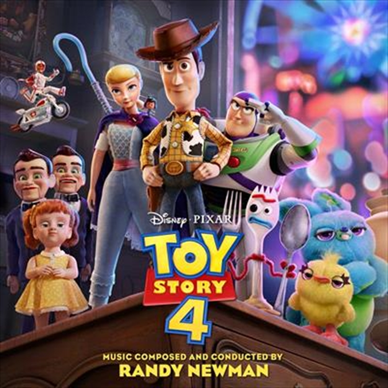 Toy Story 4 | CD