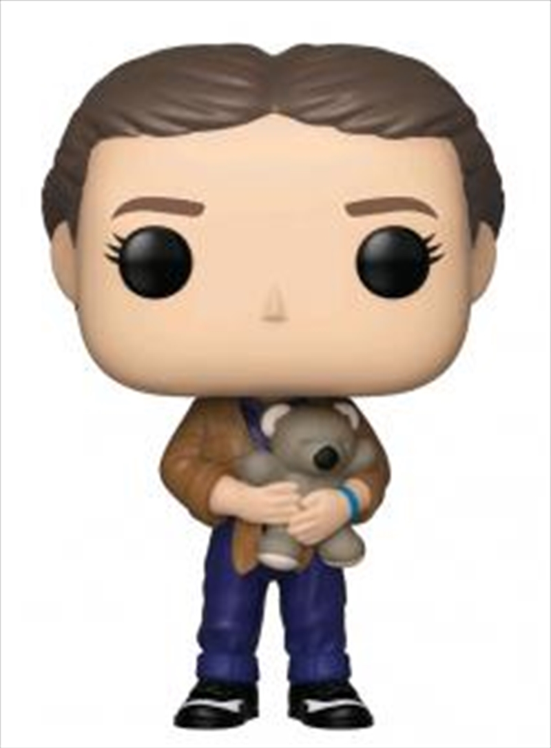 Stranger Things - Eleven With Bear Pop! Vinyl | Pop Vinyl