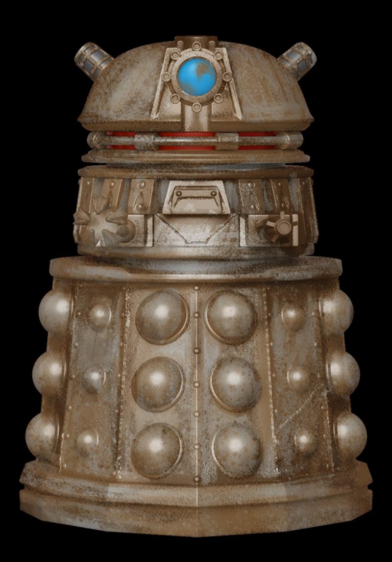Doctor Who - Junkyard Dalek Pop! Vinyl   Pop Vinyl