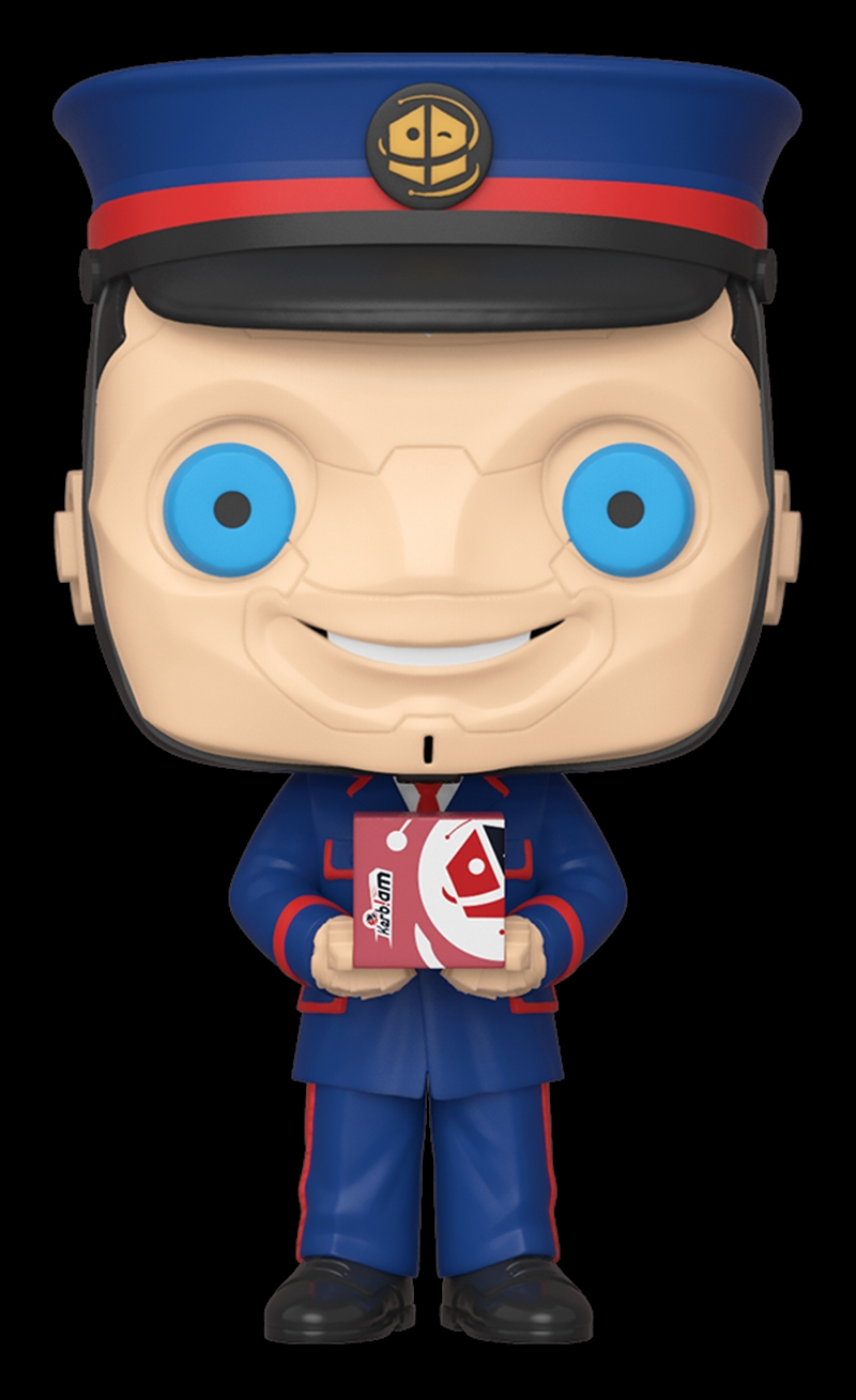 Doctor Who - Kerblam Man Pop! Vinyl | Pop Vinyl