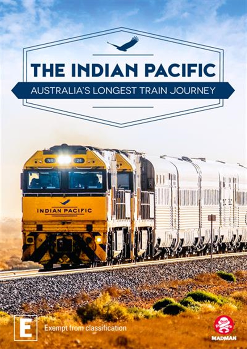 Indian Pacific, The | DVD