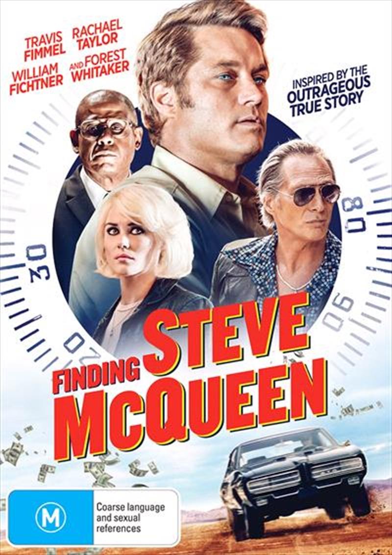 Finding Steve McQueen | DVD