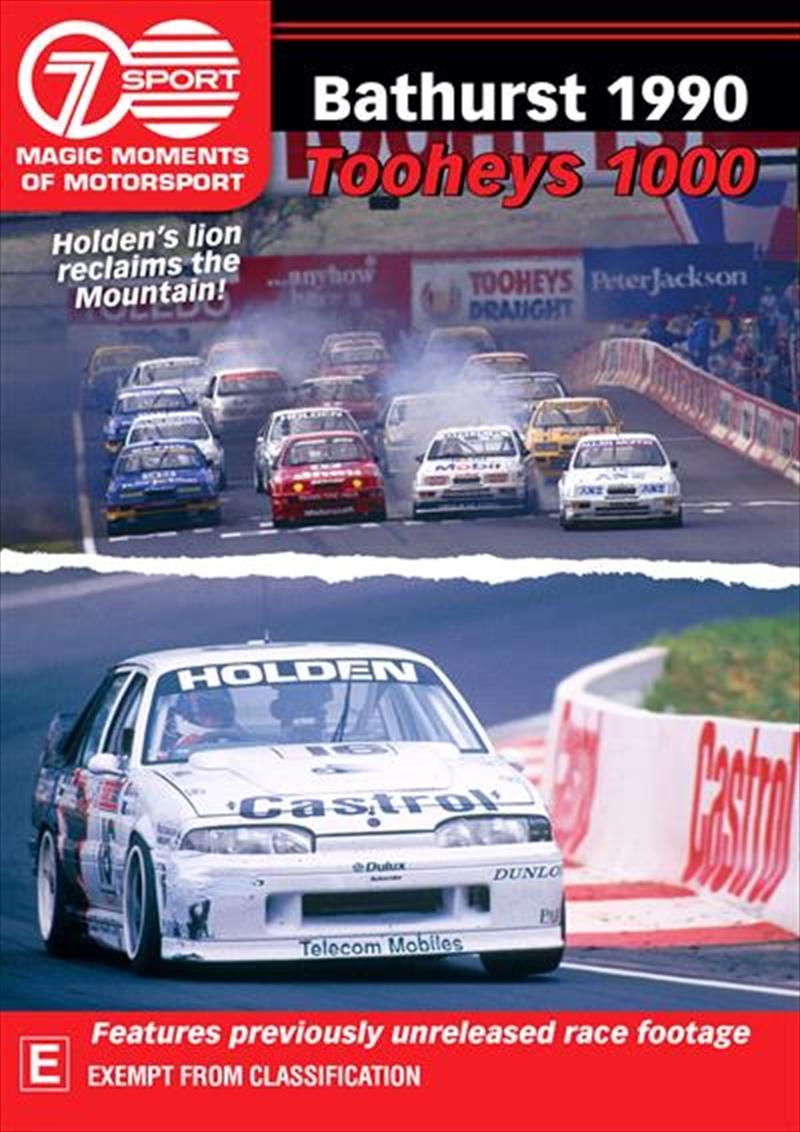 Magic Moments Of Motorsport - 1990 Tooheys 1000 | DVD