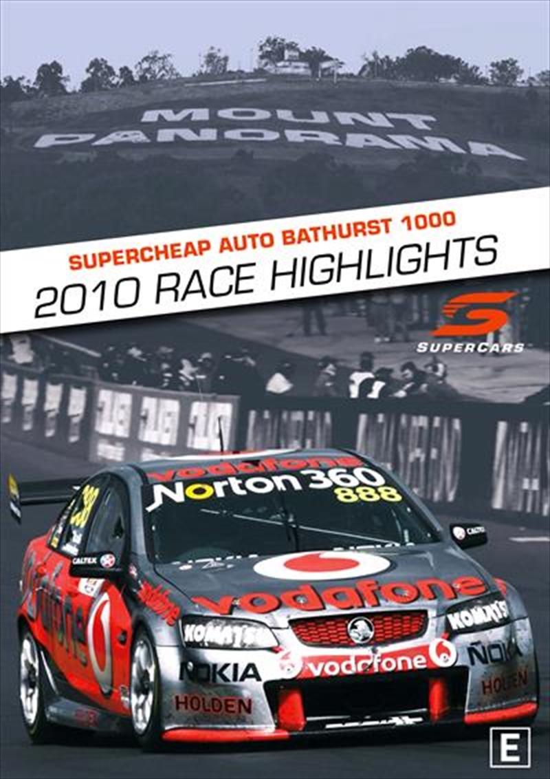 V8 Supercars - 2010 Bathurst 1000 Highlights | DVD
