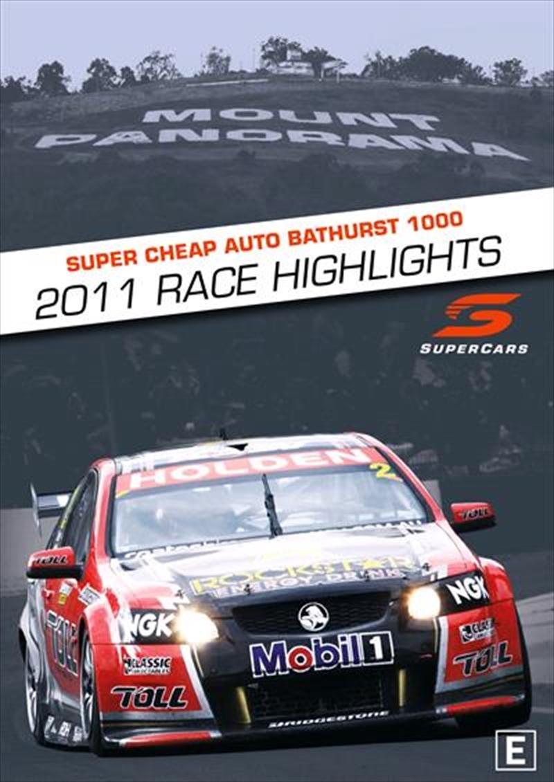 V8 Supercars - 2011 Bathurst 1000 Highlights | DVD