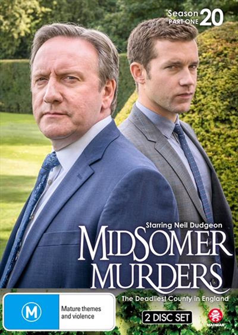 Midsomer Murders - Season 20 - Part 1 | DVD