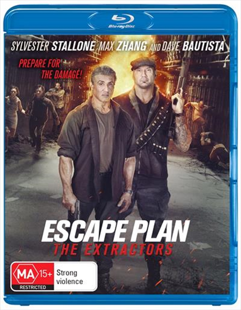 Escape Plan 3 - The Extractors | Blu-ray