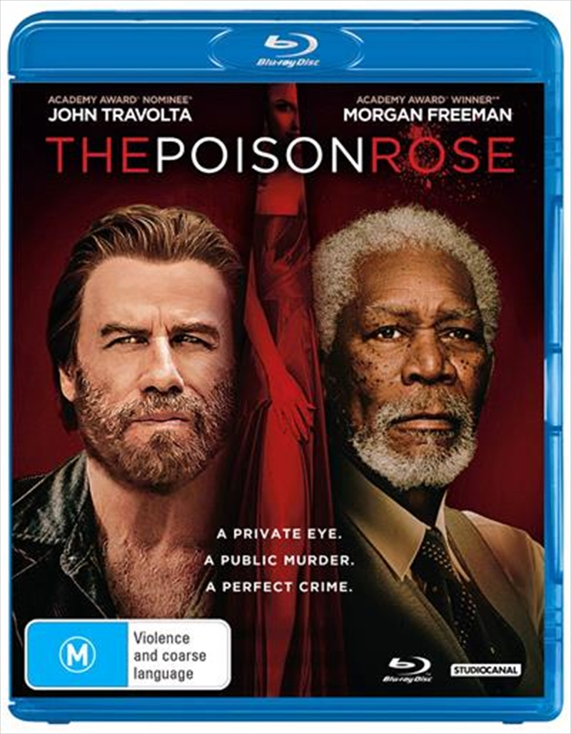 Poison Rose, The | Blu-ray