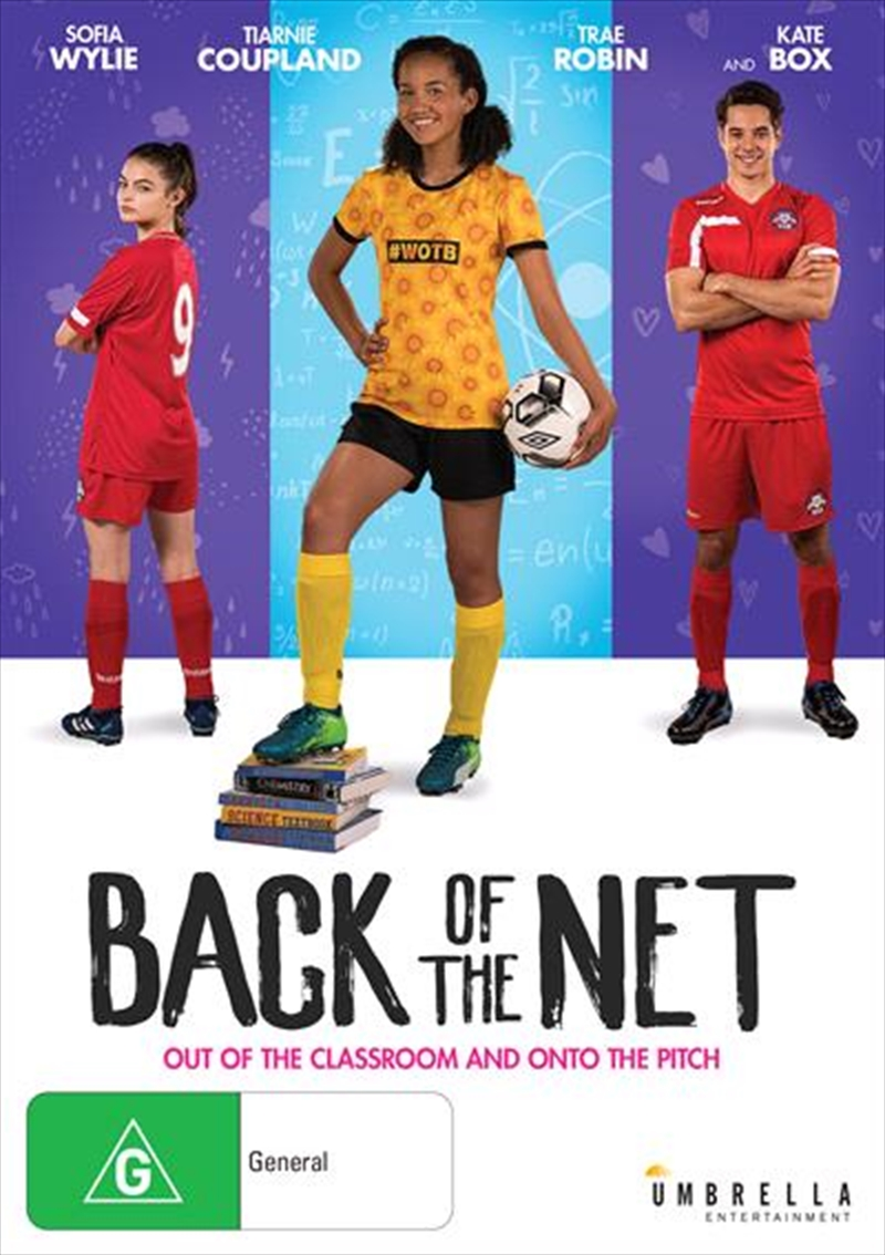 Back Of The Net | DVD