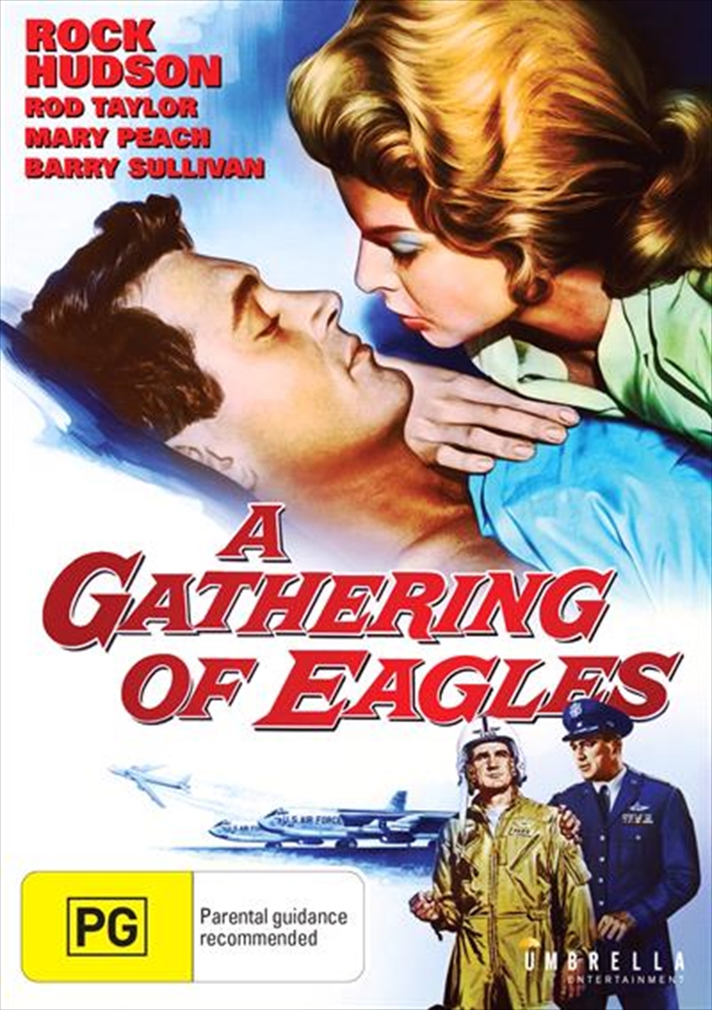 A Gathering Of Eagles | DVD