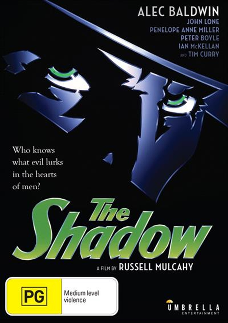 Shadow, The | DVD