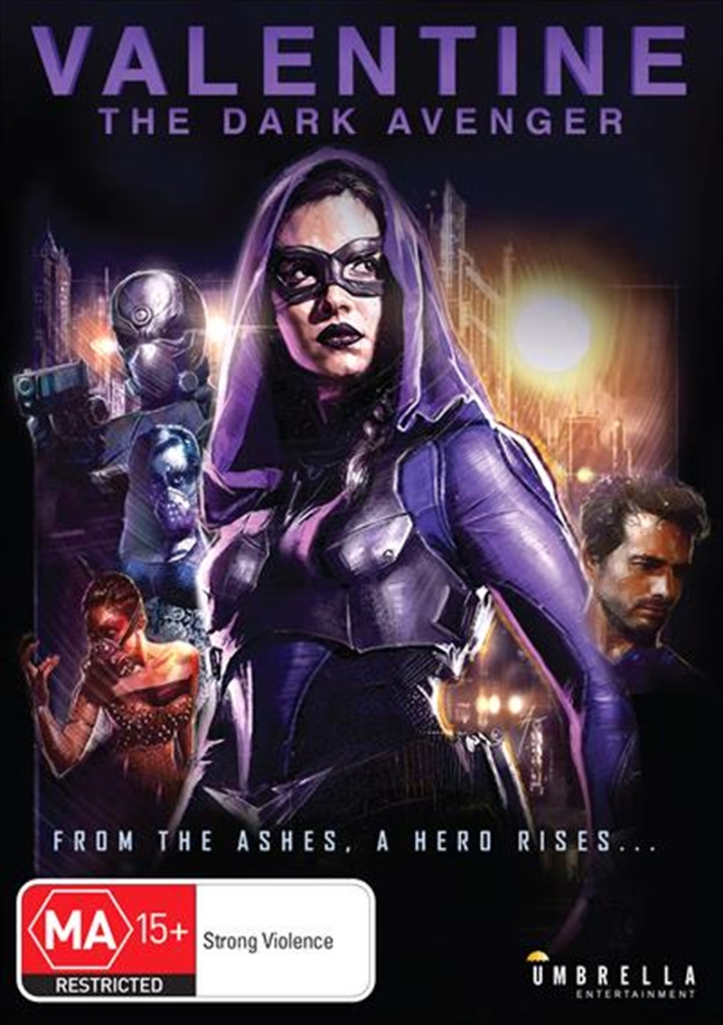 Valentine - The Dark Avenger | DVD