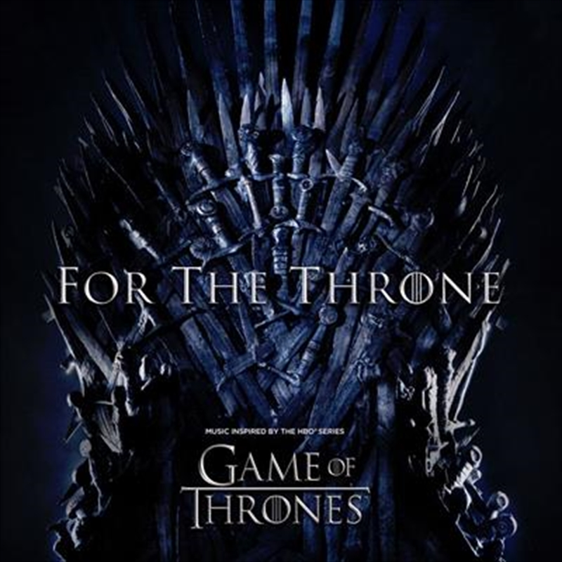 For The Throne - Music Inspired By Game Of Thrones Series   Vinyl