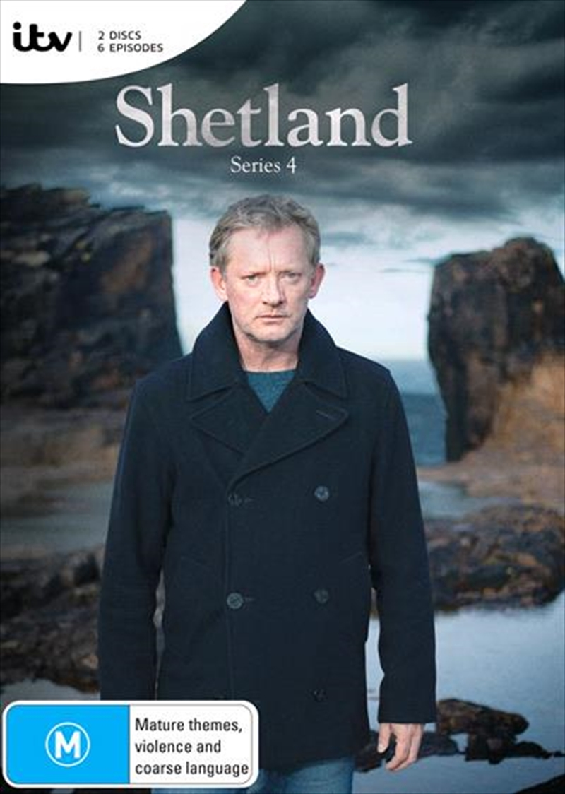 Shetland - Series 4 | DVD
