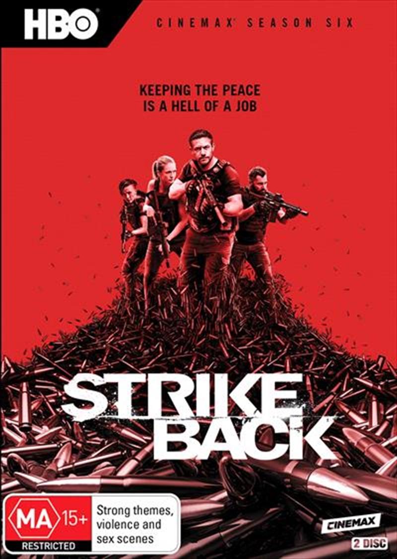 Strike Back - Season 6 | DVD