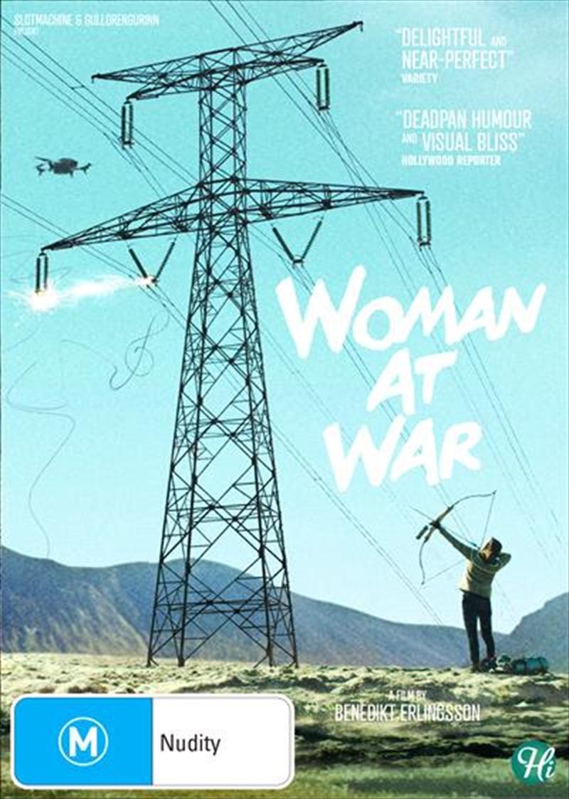 Woman At War | DVD