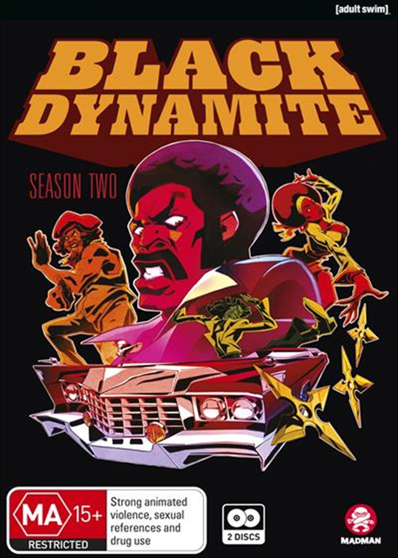 Black Dynamite - Season 2 | DVD