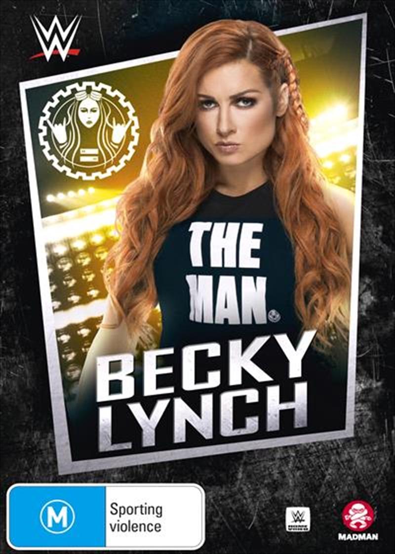 WWE - Becky Lynch - The Man | DVD
