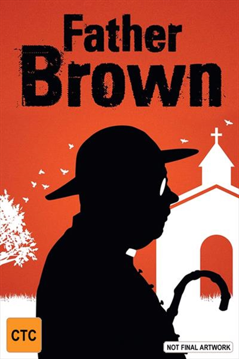 Father Brown - Series 7 | DVD
