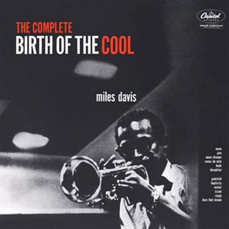 Complete Birth Of The Cool, The | CD