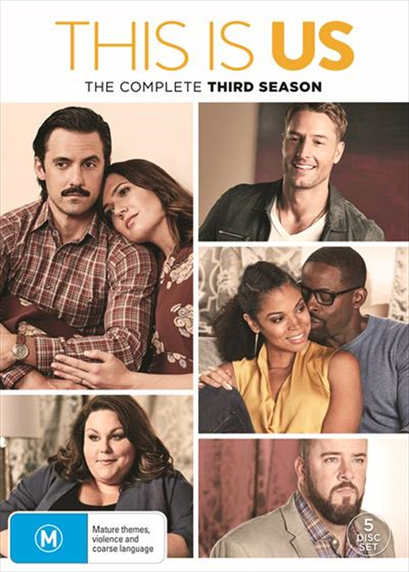 Buy This Is Us - Season 3 on DVD | Sanity Online