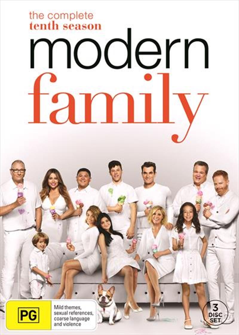 Modern Family - Season 10 | DVD