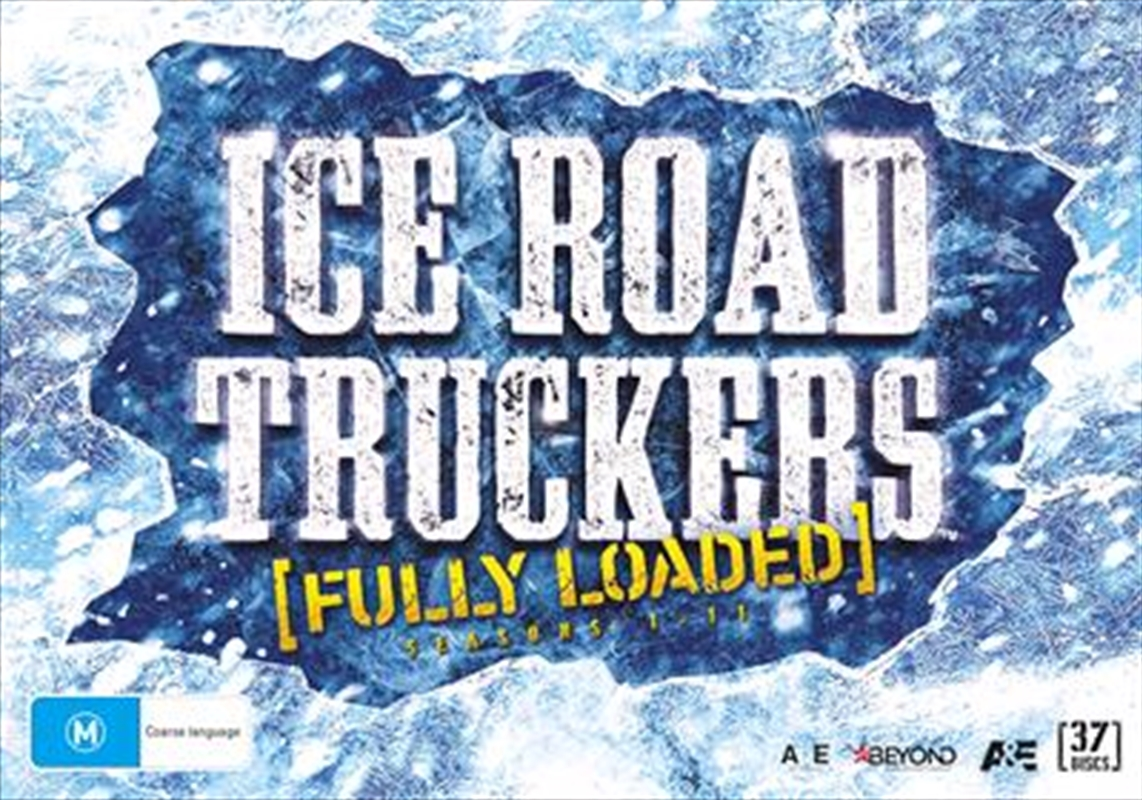 Ice Road Truckers - Season 1-11 Fully Loaded Collection | DVD