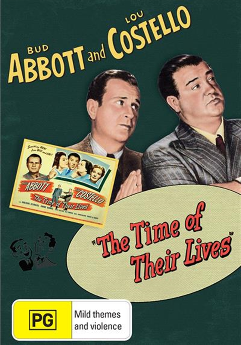 Time Of Their Lives, The | DVD