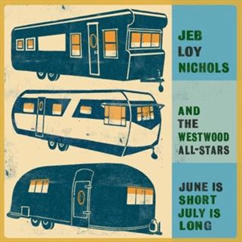 June Is Short July Is Long | CD