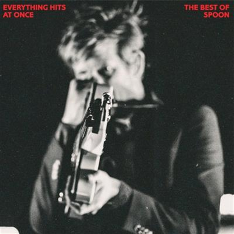 Everything Hits At Once - The Best Of Spoon | CD