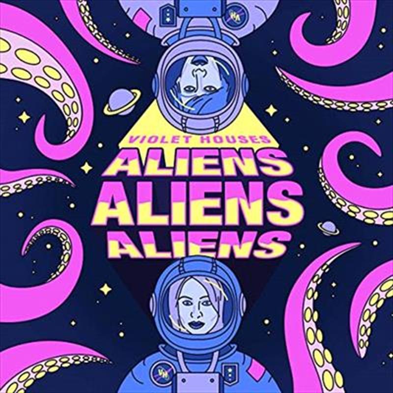 Aliens Aliens Aliens   CD