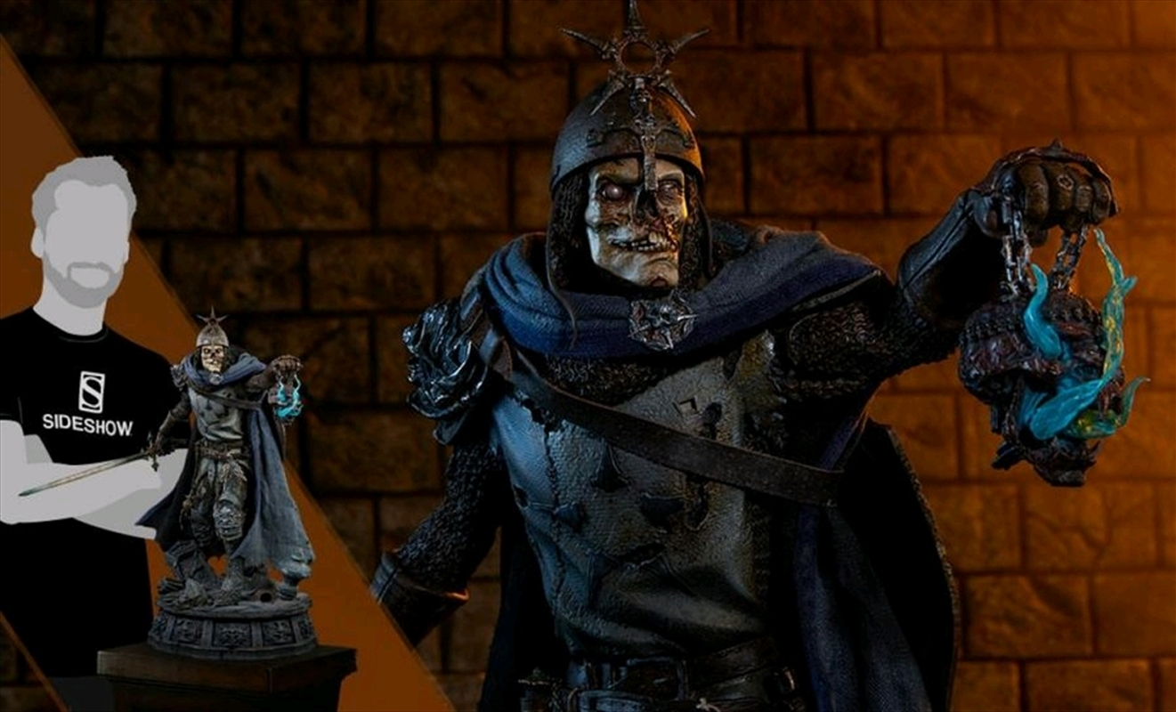 Court of the Dead - Relic Ravalatch: Paladin of the Dead Premium Format Statue | Merchandise