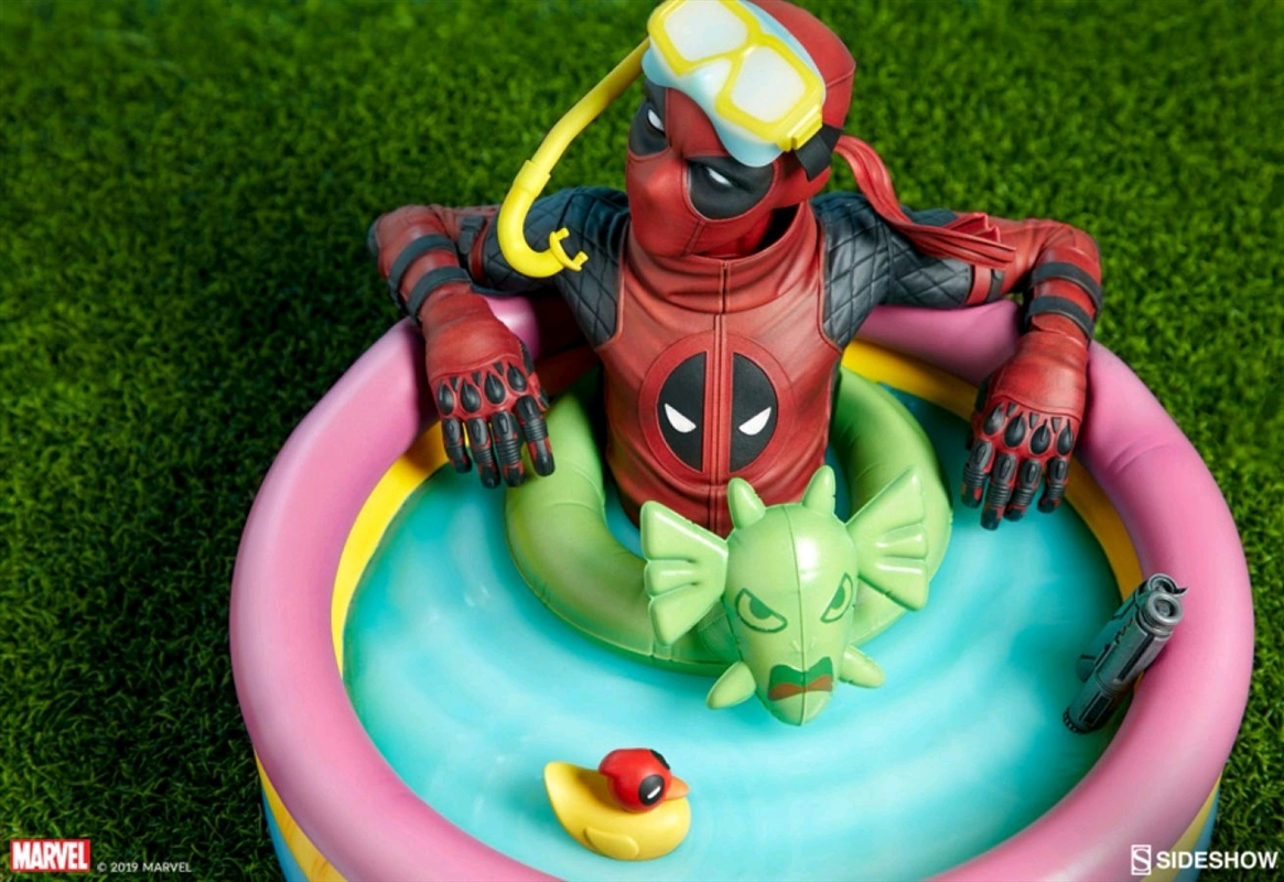 Deadpool - Kidpool Premium Format Statue   Miscellaneous