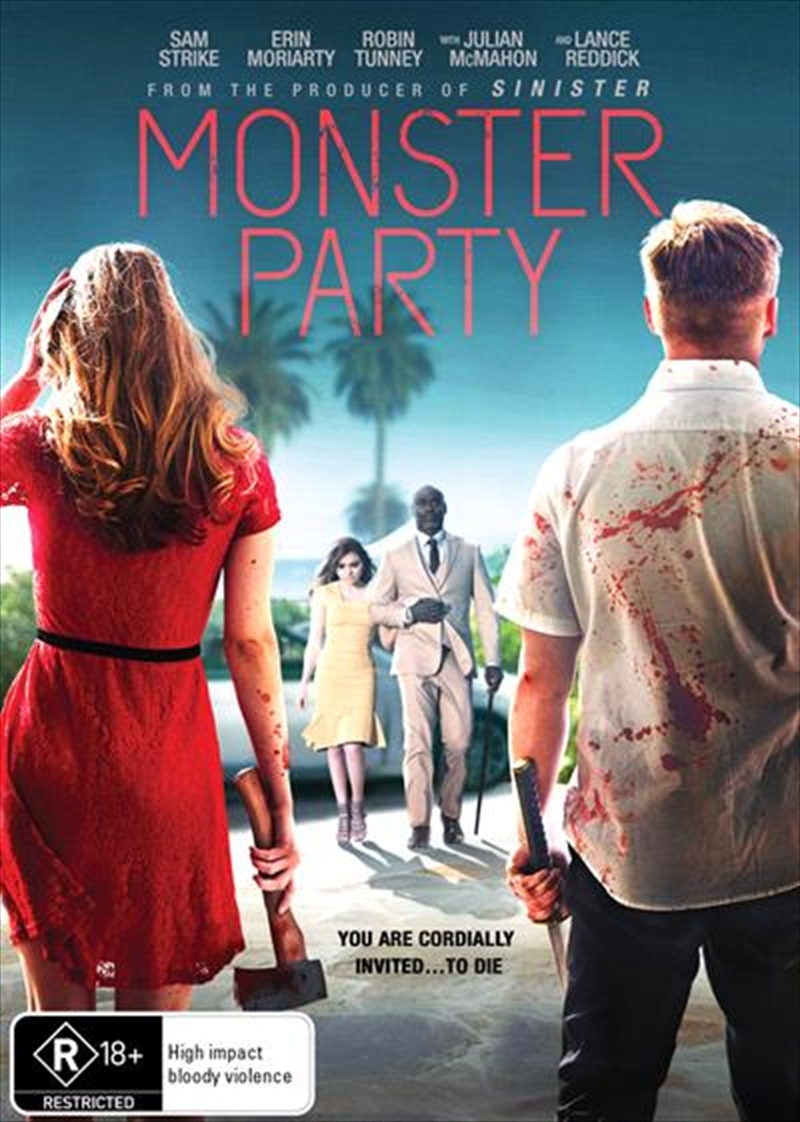 Monster Party | DVD
