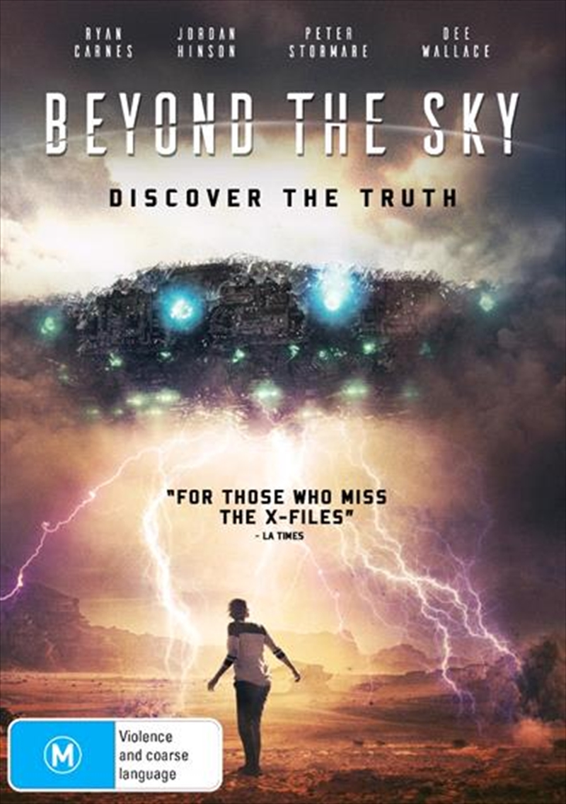 Beyond The Sky | DVD