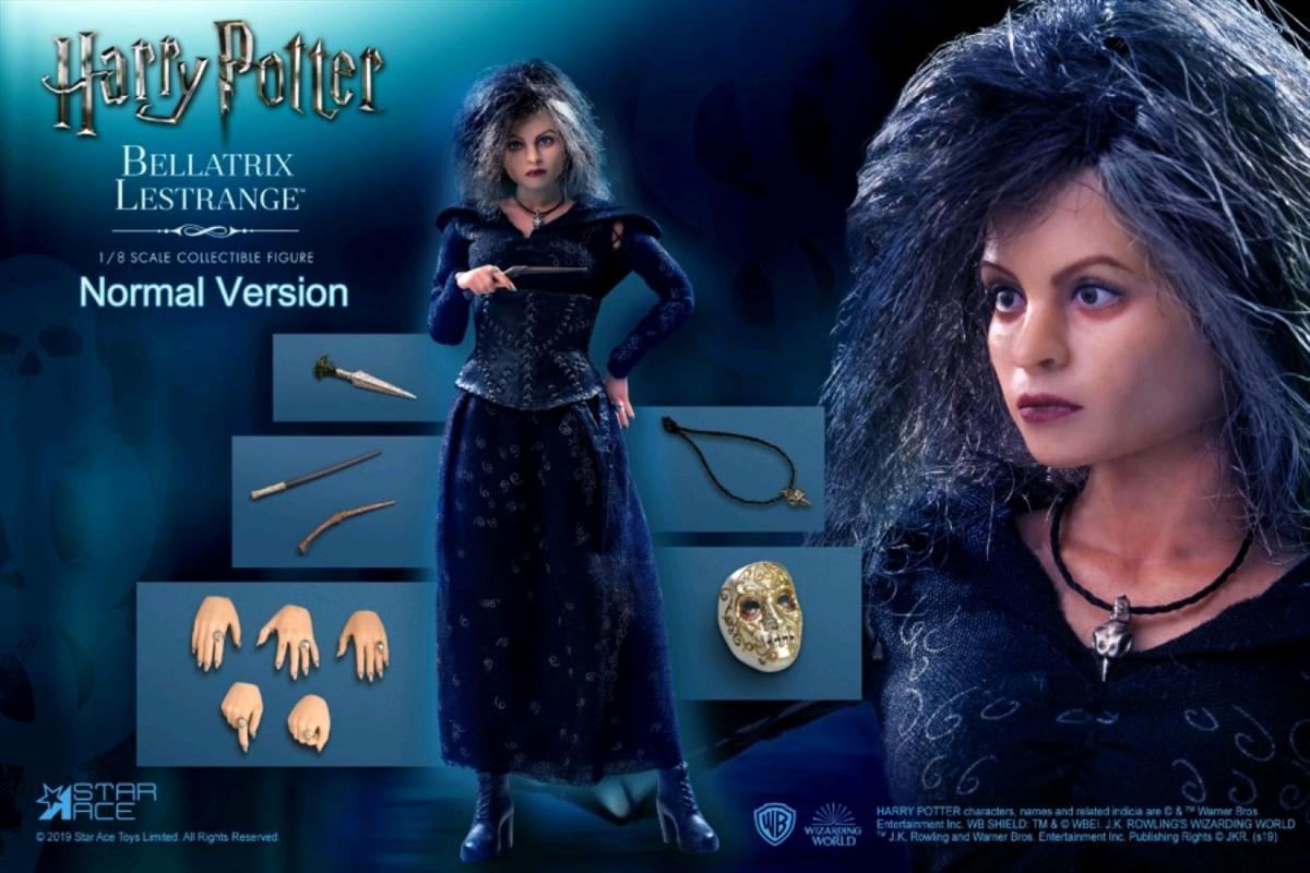 Harry Potter - Bellatrix Lestrange 1:8 Scale Action Figure | Miscellaneous