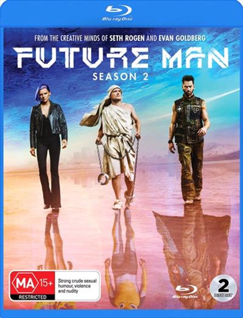 Future Man - Season 2 | Blu-ray