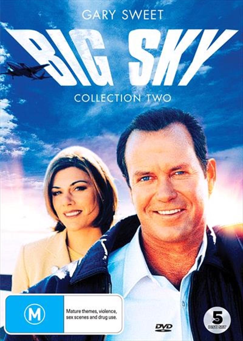 Big Sky - Collection 2   DVD