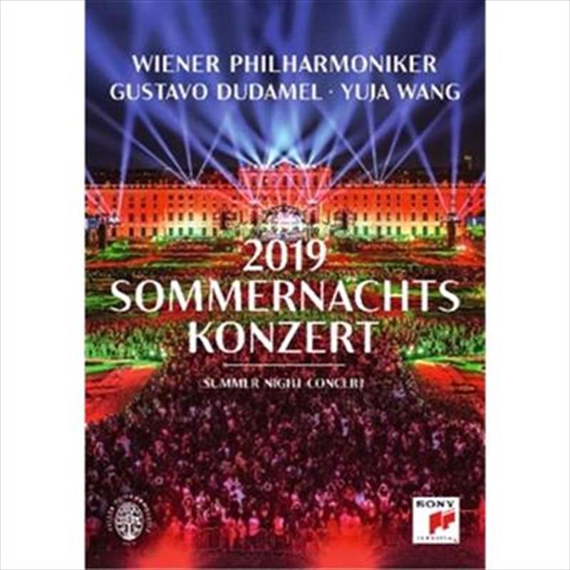 Sommernachts Konzert 2019 / Summer Night Concert 2019 | DVD