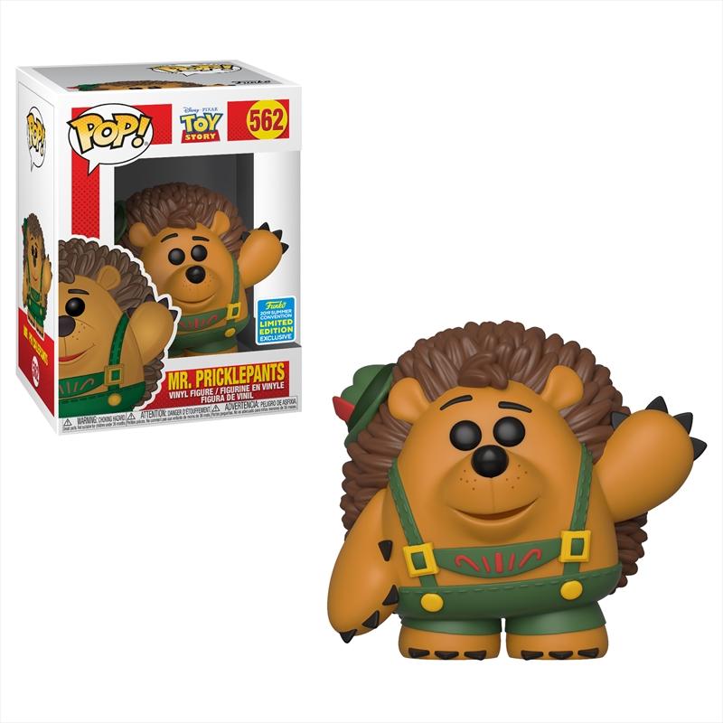 Toy Story - Mr Pricklepants Pop! SDCC 19 RS | Pop Vinyl