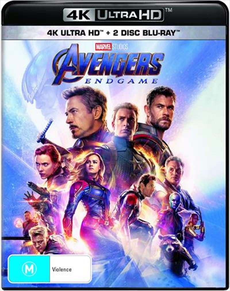 Avengers - Endgame | UHD