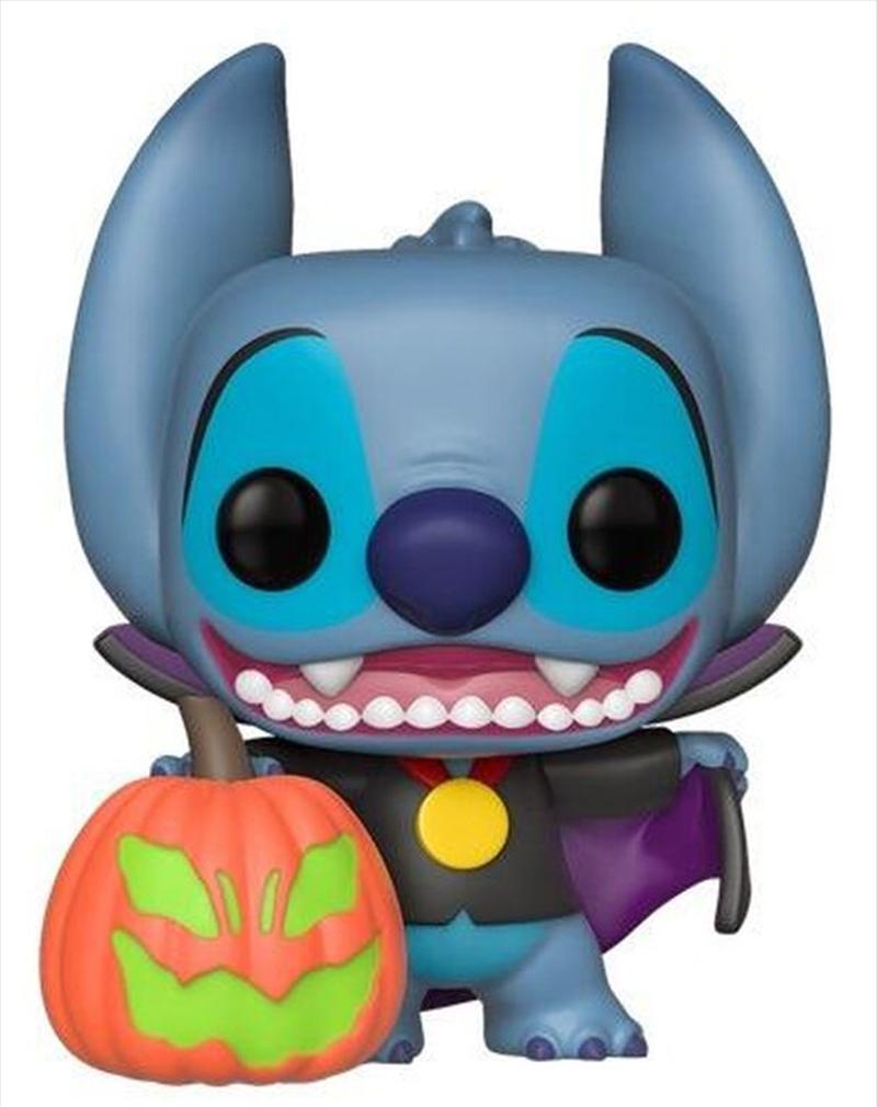 Lilo & Stitch - Stitch Dracula Pop! RS | Pop Vinyl