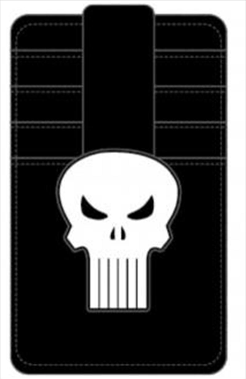 Punisher - Logo Card Holder | Apparel