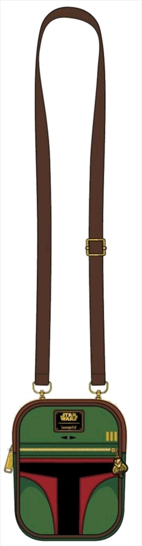 Star Wars - Boba Fett Crossbody Bag   Apparel