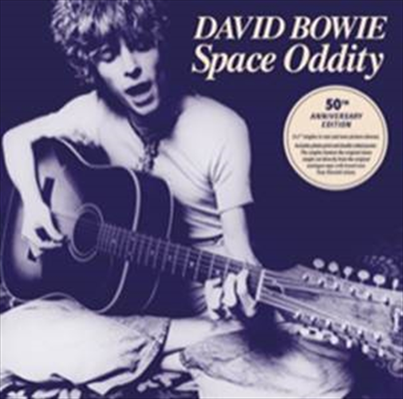 Space Oddity - 50th Anniversary Boxset   Vinyl