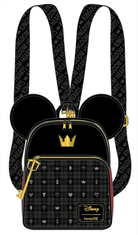 Kingdom Hearts - Mickey Convertible Backpack | Apparel
