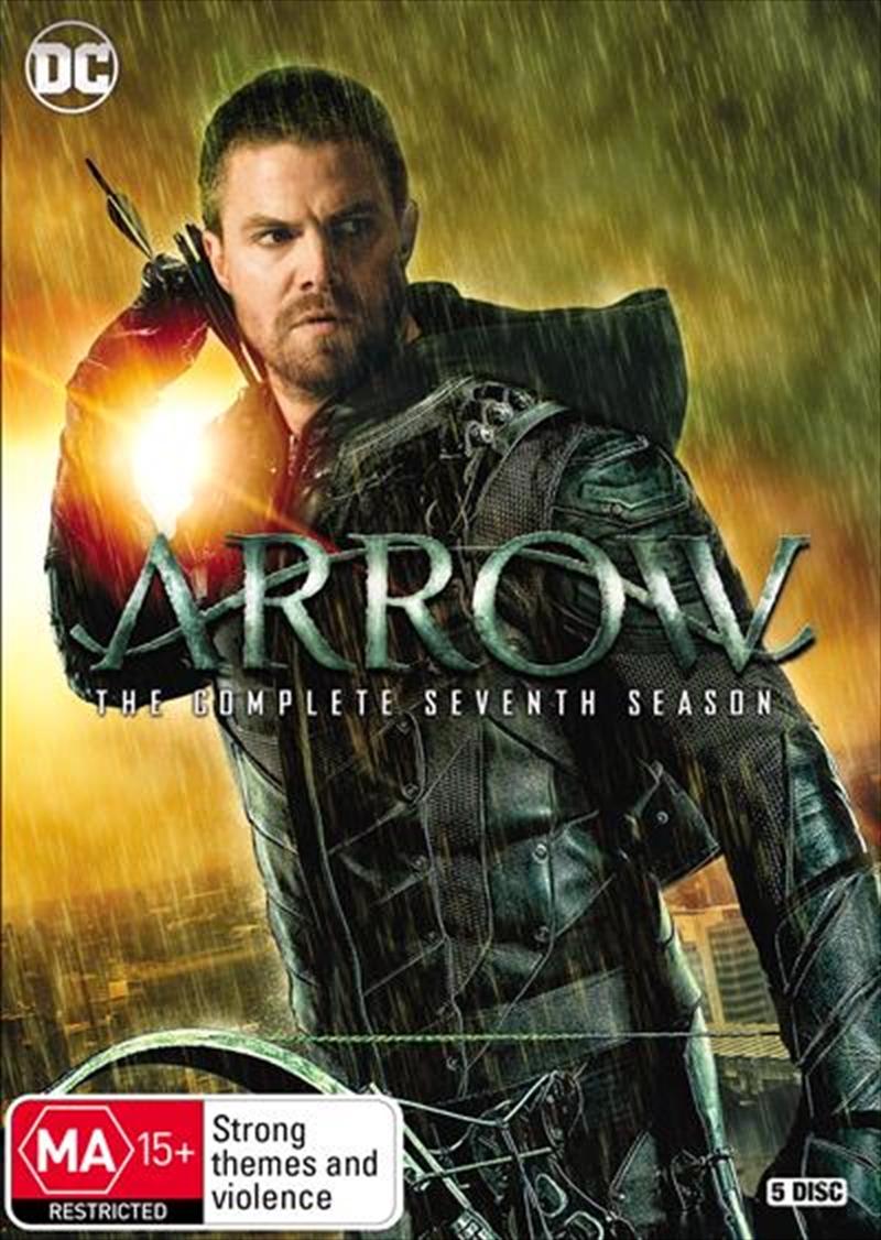 Arrow - Season 7 | DVD