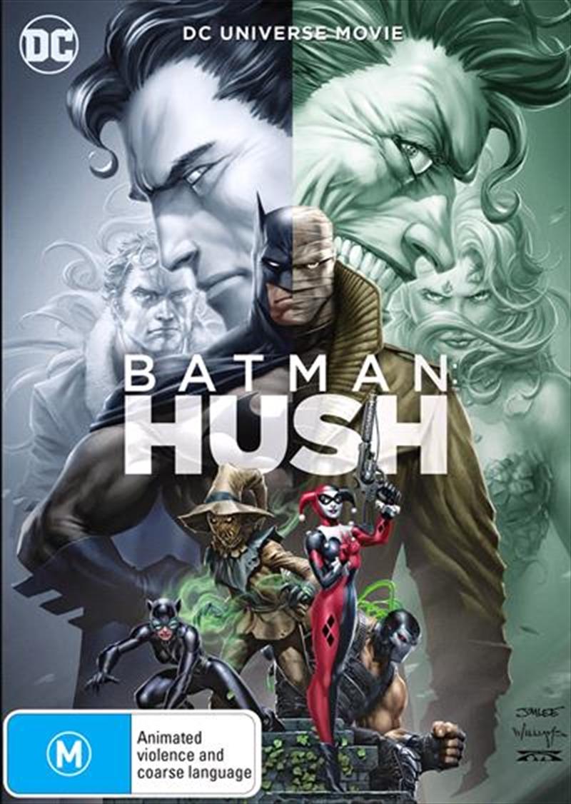 Batman - Hush | DVD