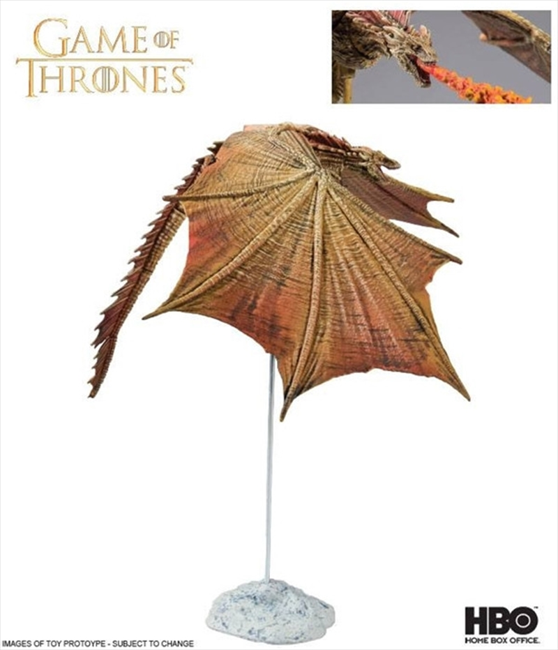 Game of Thrones - Viserion #02 Deluxe Box Set | Merchandise