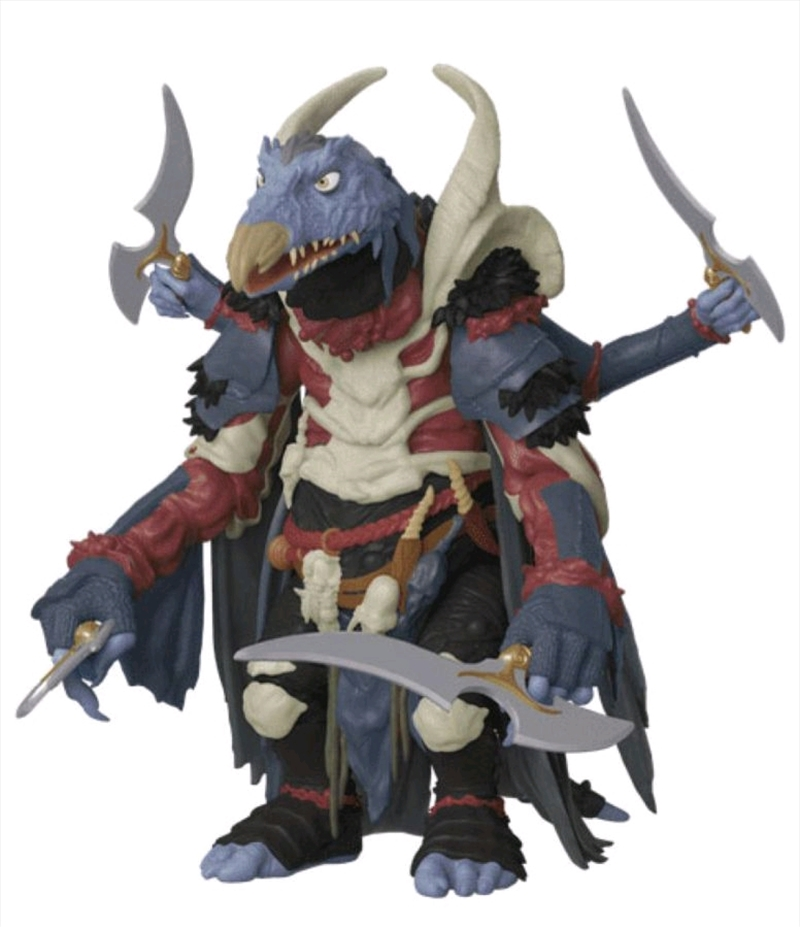 Dark Crystal: Age of Resistance - Hunter Skeksis Action Figure | Merchandise